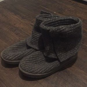 UGG winter boots. Size 9